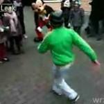 Myszka Mickey podjęła wyzwanie!