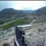 Wymiana ognia z Talibami