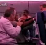 Przeżył atak paniki w samolocie