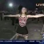 Wpadka cheerleaderek