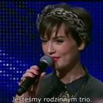 """Anielski głos dziewczyny w """"Mam Talent"""""""