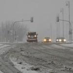 Cała Polska pod śniegiem - kierowcy walczą z zimą!