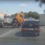 Najwięksi farciarze na drogach - SKŁADANKA
