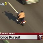 Policyjny pościg - ale ich wykiwał!