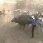Zamieszanie na rodeo
