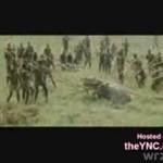 Bestialskie polowanie na słonia (Afryka)