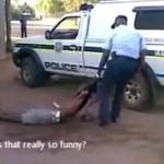 Policyjne metody - uwaga, brutalne!