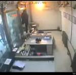 Idiota napada na kantor - SZOK!