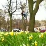 GENIALNY rowerowy trial! CO ZA TALENT!