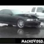 Rozbił BMW! Szalony drifting!