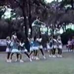 Dziewczyny na boisku