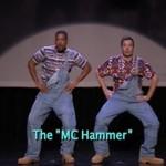 Ewolucja tańca hiphopowego - Jimmy Fallon i Will Smith