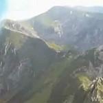 Tatry, widziane z lotni