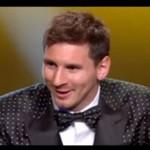 Leo Messi zachował się jak... DUPEK!?