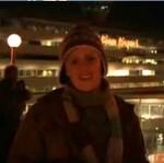 Turyści ze Skandynawii sfilmowali UFO na lotnisku!!!