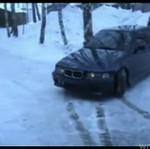 Zima = raj dla drifterów