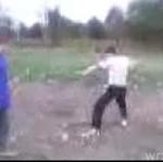 """""""Karate kid"""" po rusku"""