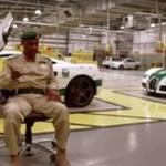 Najszybszy policyjny samochód na świecie