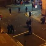Protestujący wygrali z policją!