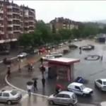 Powódź - woda przykryła miasto w niecałe 5 minut!