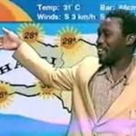 Pan Chmurka z Haiti