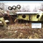 ŻYWI LUDZIE na nagraniu po katastrofie polskiegorządowego samolotu!?