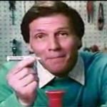 Reklama z lat 70-tych