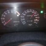 Holowanie 180 km/h na autostradzie