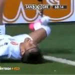 Neymar symuluje faul - O RETY...