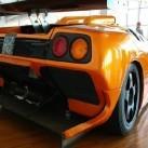 W muzeum Lamborghini