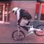 Wypadki rowerowe - na ostro!