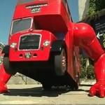 Autobus robi pompki!