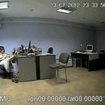 Relaks w biurze - WPADKA!