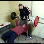 Niefart na siłowni - WPADKA!