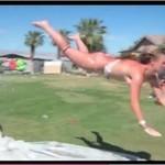 Skok do basenu - nie taka prosta sprawa...
