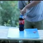 Mentos, Cola i prezerwatywy