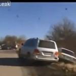 Tymczasem na drogach w Czeczeni