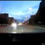 Nielegalny rajd uliczny (ROSJA)