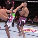 5 najlepszych nokautów w MMA