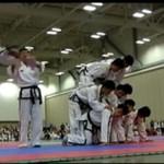 Taekwondo mistrzów - WOW!