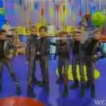 Rosyjski młodociany boysband