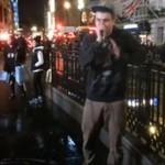 Niesamowity uliczny beatboxer - robi DUBSTEP!