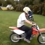 Wypadki motocyklistów - STRASZNE!