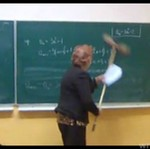 Zmywanie tablicy w polskiej szkole