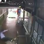 Bramka w metrze? To dla mięczaków!