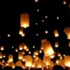 Festiwal lampionów - piękne!