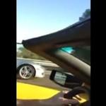 Lamborghini UPOKARZA Corvettę