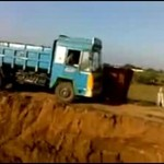 Katastrofa motoryzacyjno-budowlana