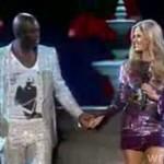 Wspólny występ Heidi Klum i Seala podczas pokazu Victoria's Secret