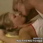 Dwie zakochane blondynki